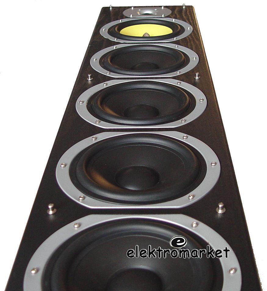 kolumna Voice Kraft VK 7620 - głośniki