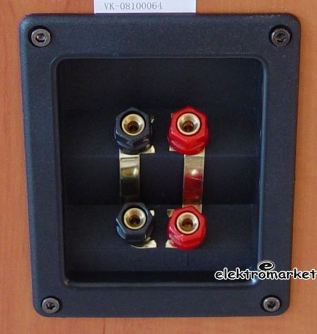 kolumny podłogowe VK-7820 2.0 cherry terminal